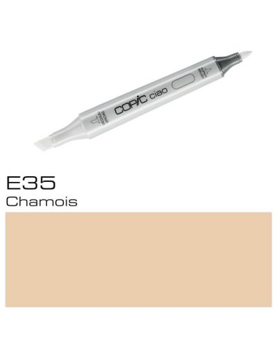 Copic CIAO E35 Chamois