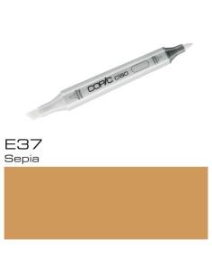 Copic CIAO E37 Sepia
