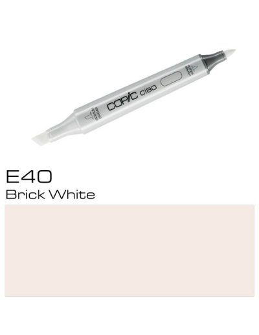 Copic CIAO E40 Brick White