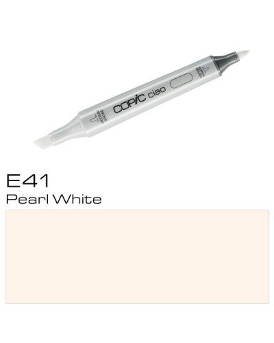 Copic CIAO E41 Pearl White