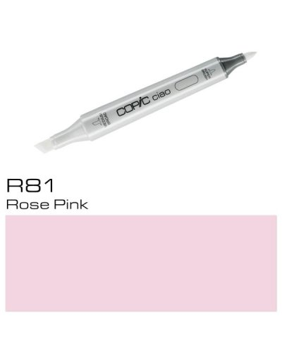 Copic CIAO R81 Rose Pink