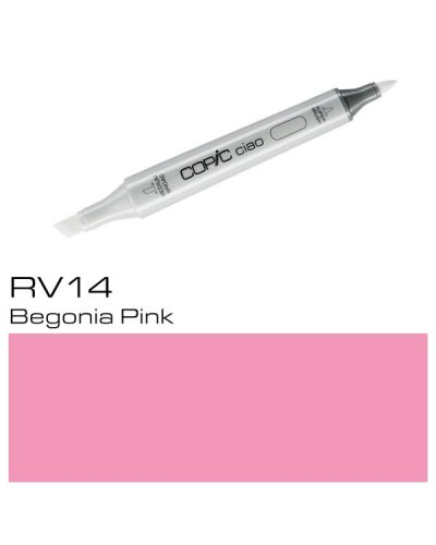 Copic CIAO RV14 Begonia Pink