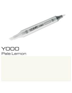 Copic CIAO Y000 Pale Lemon