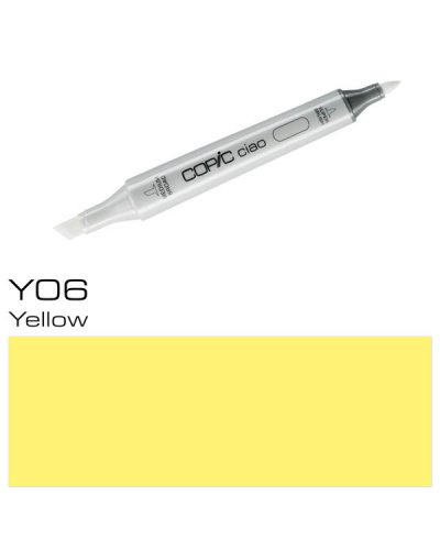 Copic CIAO Y06 Yellow