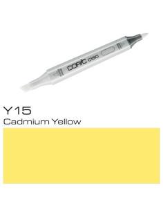 Copic CIAO Y15 Cadmium Yellow