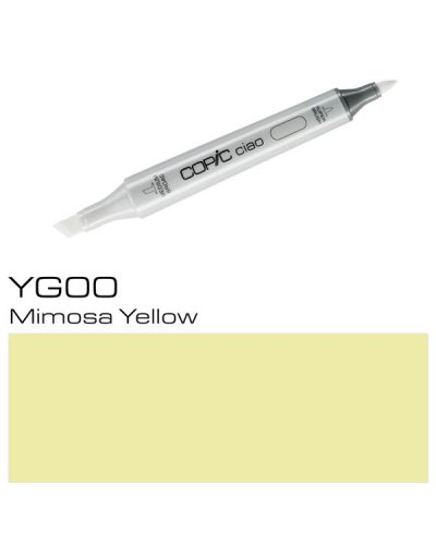 Copic CIAO YG00 Mimosa Yellow