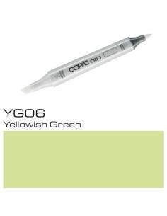Copic CIAO YG06 Yellowish Green