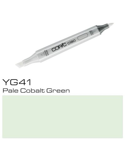 Copic CIAO YG41 Pale Cobalt Green