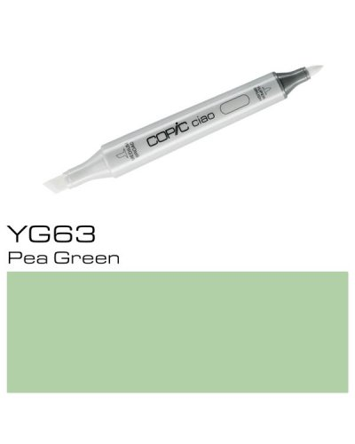 Copic CIAO YG63 Pea Green