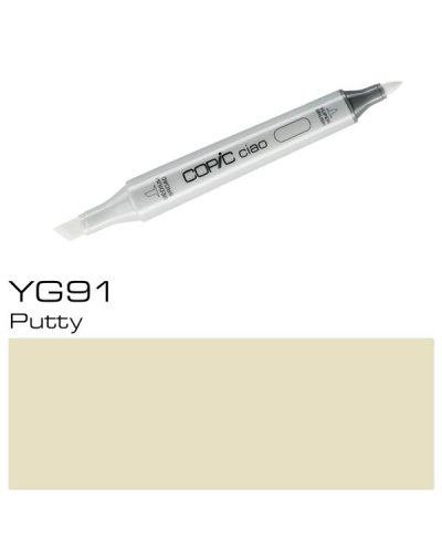 Copic CIAO YG91 Putty