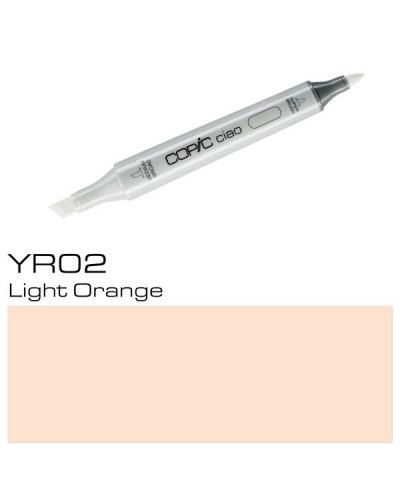 Copic CIAO YR02 Light Ornange