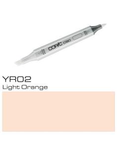Copic CIAO YR02 Light Orange