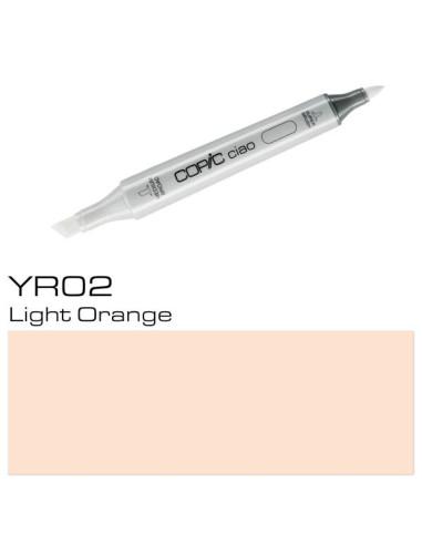 Copic CIAO YR02 Light Ornange