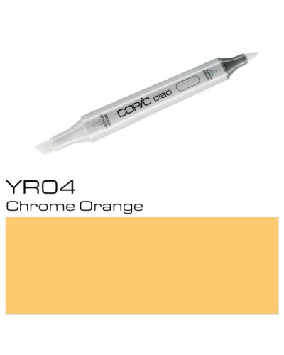 Copic CIAO YR04 Chrome Orange
