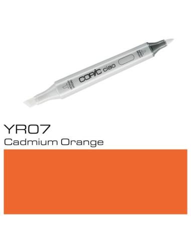 Copic CIAO YR07 Cadmium Orange