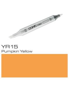 Copic CIAO YR15 Pumpkin Yellow