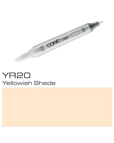 Copic CIAO YR20 Yellowish Shade