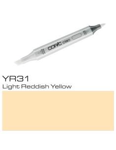Copic CIAO YR31 Light Reddish Yellow