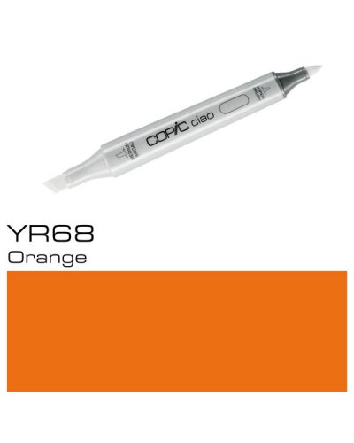 Copic CIAO YR68 Orange