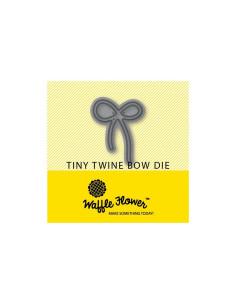 Die Waffle-Flower Tiny Twine Bow