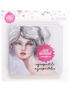 Crayons Jane Davenport AquaPastels