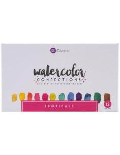 Prima Watercolor Confections Tropicals