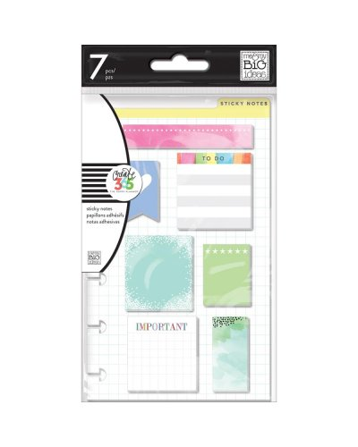 Sticky notes Happy planner mini