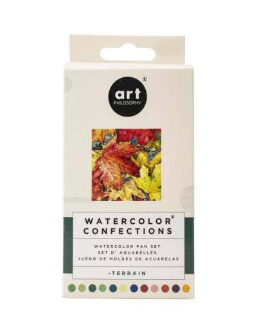 Prima Watercolor Confections Terrain