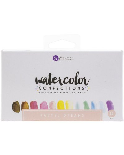 Prima Watercolor Confections Shimmering Lights