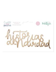 Maderita Mintopia Historias de Navidad