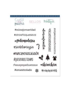 Sello Mintopía Hashtag Pide un deseo