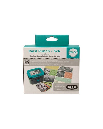 WeR Card punch