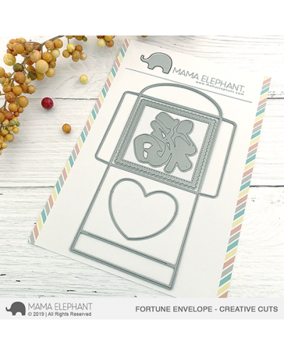 Mama Elephant 3d arch banner die