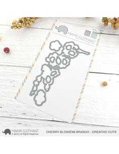Mama Elephant Cherry Blossom Branch die