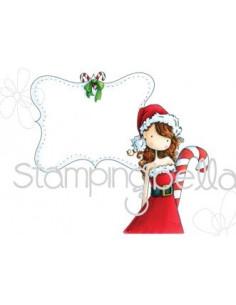 Sello Stampingbella Uptown Girl