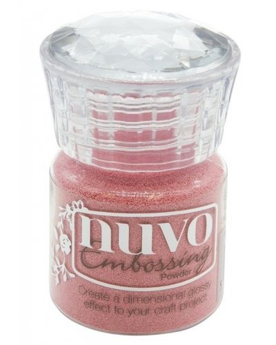 Nuvo, Embossing Powder Pink Pipsicle