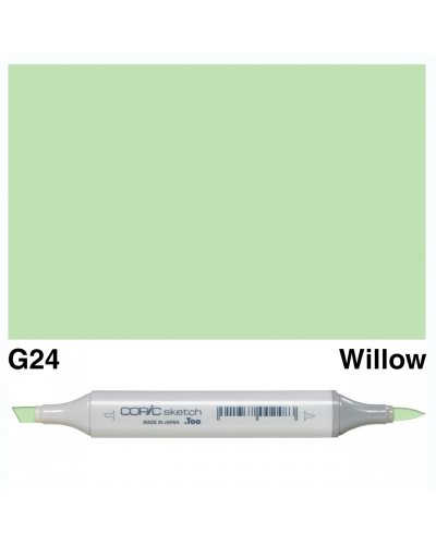 Copic Sketch G24 Willow