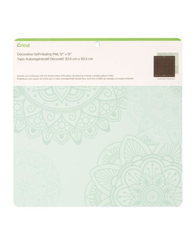 Cricut, tabla de corte 12x12 decorativa