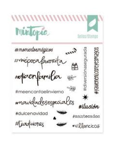 Sello Mintopía, Hashtag Navideños