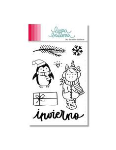 Lora Bailora sello Invierno 18