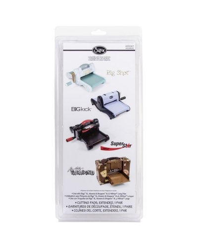 Sizzix placas corte big Shot, XL