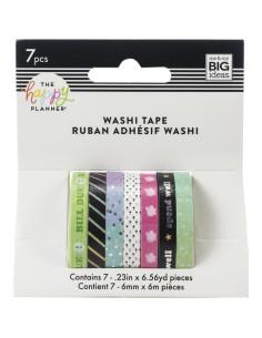 Washi tape Shinny happy planner
