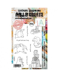 Sello Bad day Aall&Create