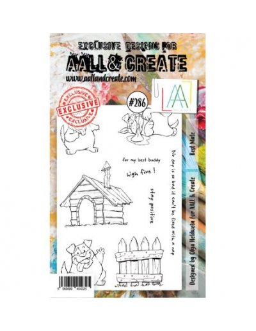 Sello Best mate Aall&Create