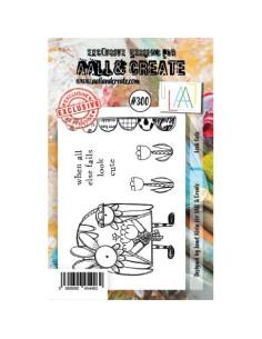Sello Look cute Aall&Create