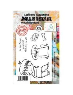 Sello Ohboy Aall&Create