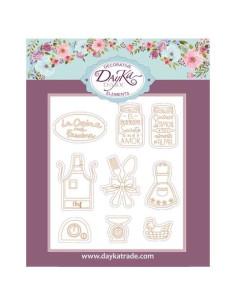 chipboard elementos de cocina 2 de Dayka