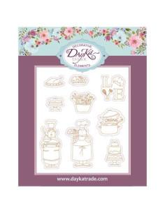 chipboard Elementos de cocina de Dayka
