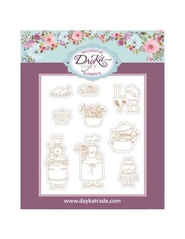 chipboard La cocina me fascina de Dayka