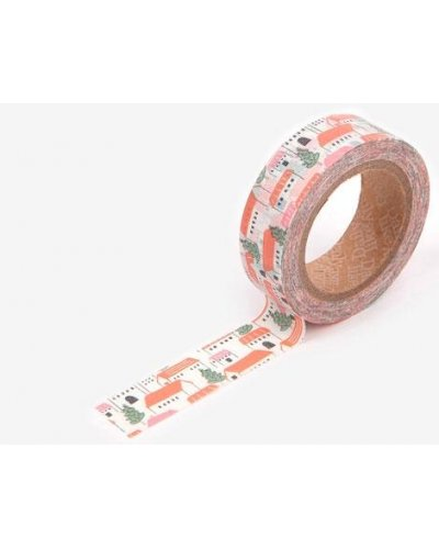 washi tape czech village